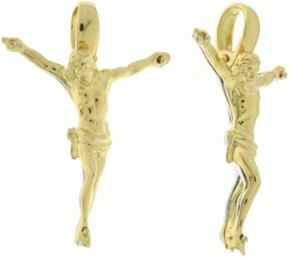 Chimento, ciondolo croce cristo in oro 18 kt(4,60 gr) 1C05264ZZ1000