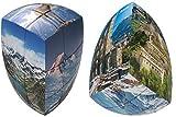 machebelcarrello V-Cube Valle D'AOSTA, farbig 095133 -
