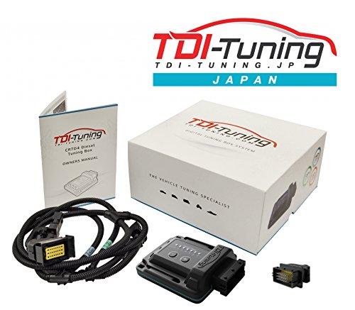 TDI Tuning CRTD4 Petrol Tuning Box ガソリン車用 ABARTH 124スパイダー 1.4L 170PS