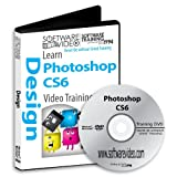 Software Video Learn Adobe Photoshop CS6 Training DVD Christmas Holiday Sale 60% Off training video tutorials DVD Over 18 Hours of Video Tutorials Training