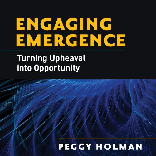 Engaging Emergence audiobook cover art