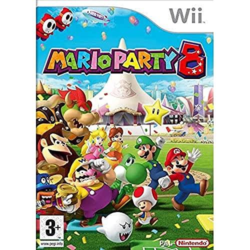 Mario Party 8 Wii [