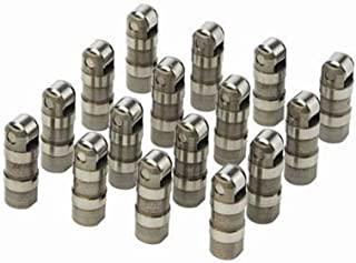 Elgin Industries Hydraulic Roller Lifters compatible with 1992-01 Ford 302 5.0L & 351W 5.8L Windsor Mercury Set of 16. (Stock Roller Lifters)