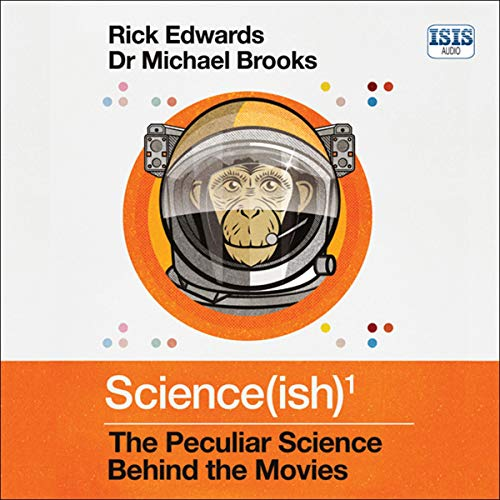Science(ish) audiobook cover art
