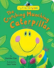 crunching munching caterpillar book