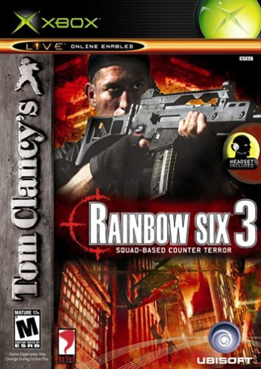 シアー宇宙の革新Rainbow Six 3 (Tom Clancy's) - Xbox by Ubisoft [並行輸入品]