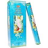 Hem Paquete de 6 20 varillas Angel De Mi Guarda – Caja de 6 tubos de 20 varillas, 120 varillas en...