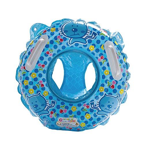 Bleu /Équipement de sauvetage de piscine HuaPa Bou/ée de sauvetage professionnelle pour enfant