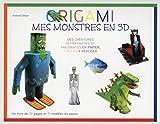 Origami - Mes monstres en 3D