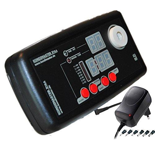 Kondimaster Intervallzeitgeber Xtra Plus - Batterie- und Netzbetrieb! Intervalltimer
