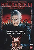 Hellraiser III: Hell on Earth [DVD]