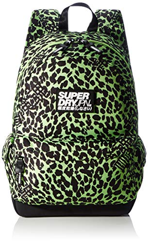 Superdry Womens Print Edition Montana Rucksack, Leon Leopard, OS