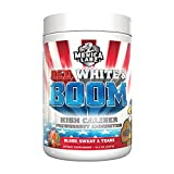 Merica Labz RED, WHITE & BOOM. New US Pre Workout Booster, 483 g Dose, Geschmack Blood, Sweat & Tears -