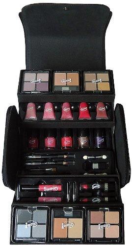 Gloss! Make-up Schminkkoffer - Fashion - 44 teiliges, 1er Pack (1 x 1.6 kg) Geschenk-Box - Make-up Kit