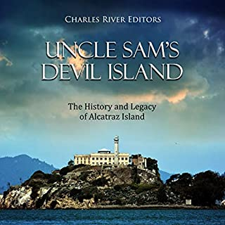 Uncle Sam's Devil Island cover art