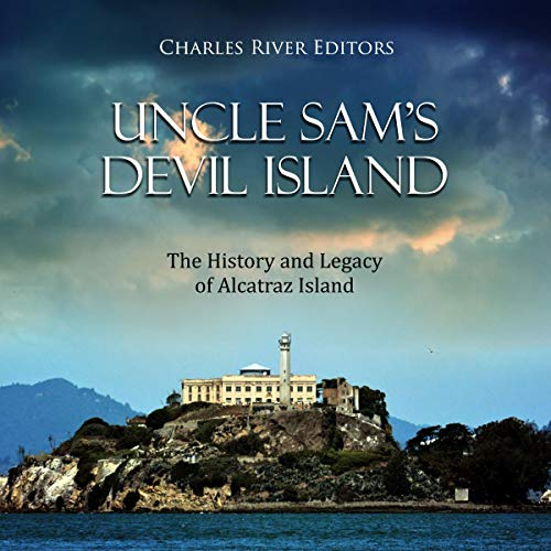 Uncle Sam's Devil Island audiobook cover art