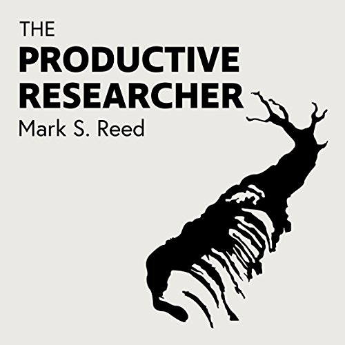 The Productive Researcher cover art