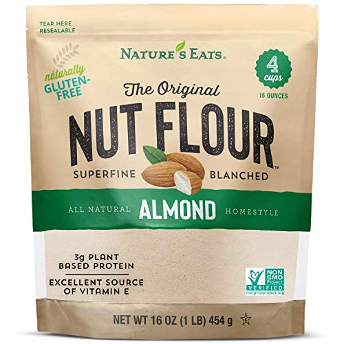 Nature's Eats Almond Flour Superfine Blanched, 16.0 Ounce
