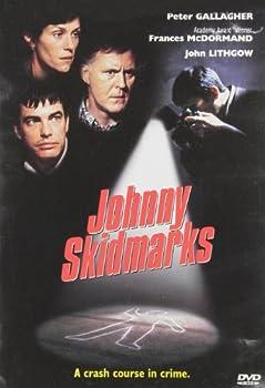 DVD Johnny Skidmarks Book