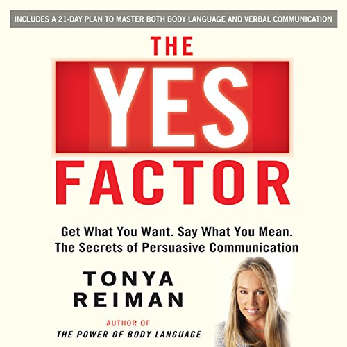 The YES Factor audiobook cover art