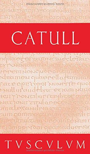 Gedichte: Lateinisch - Deutsch (Sammlung Tusculum)