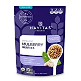 NAVITAS MULBERRIES ORG 8OZ...