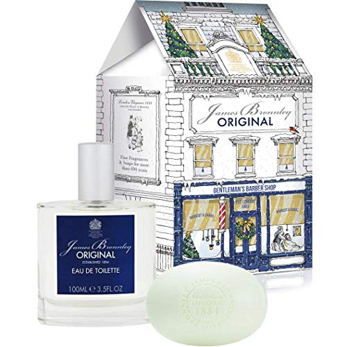Bronnley James Bronnley Gentleman's Luxury Pflege-Set 150 g