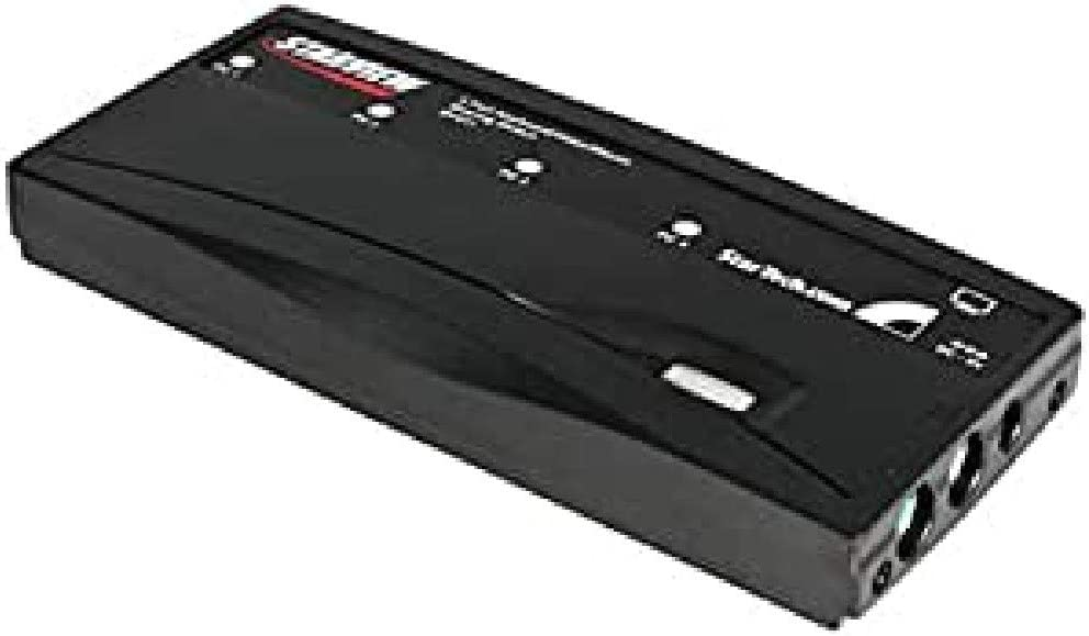 StarTech.com 4 Port Black PS 2 Cheap mail order sales Switch with Kit KVM Max 54% OFF Cables