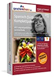 Spanisch (Südamerika) Sprachkurs: Südamerikanisches Spanisch lernen. Software-Komplettpaket