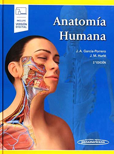 Anatomía humana ((incluye versión digital))