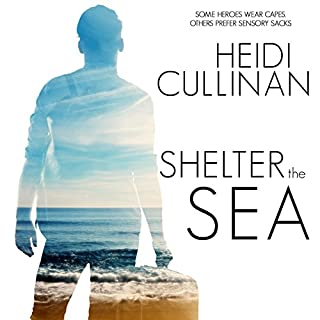 Shelter the Sea audiobook cover art