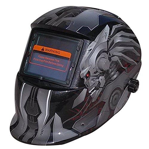ARC TIG MIG Auto Verdunkelung Solar Schweissen Sicherheit Schutz Helm Helmet Linsen Polierende Masken Roboter