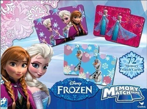 Disney Frozen Memory Match Game by Dubblebla