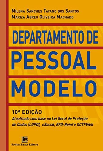 Departamento de Pessoal Modelo