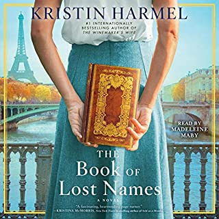 The Book of Lost Names cover art