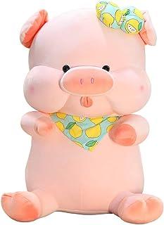 EODNSOFN Toy Super Doux Beau poupée Peluche pour Enfants bébé Hug poupée Oreiller Dormir la décoration de la Maison (Size...