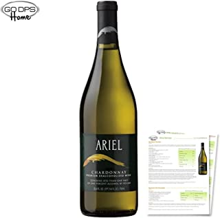Ariel Chardonnay Non-Alcoholic White Wine