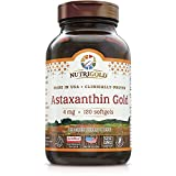 NutriGold Astaxanthin 4mg Softgels