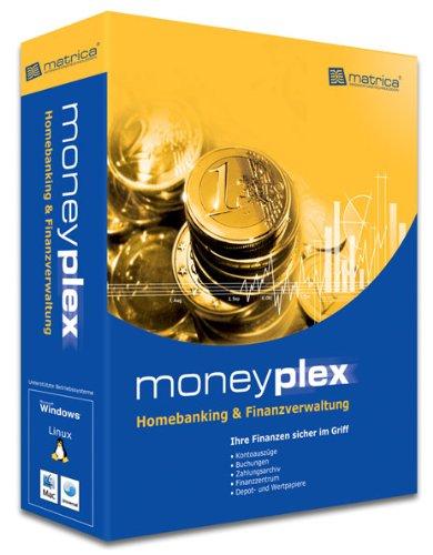 moneyplex Pro: Homebanking und Finanzverwaltung für Macintosh
