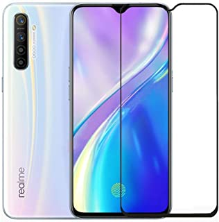 FanTing for Oppo Realme XT Screen Protector,[9H Hardness,Full Coverage,No bubbles and fingerprint],Scratch-resistant high-...