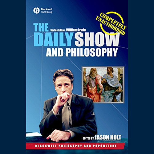The Daily Show and Philosophy audiobook cover art