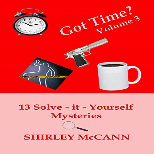 Got Time?, Volume 3 audiobook cover art