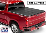 Gator ETX Soft Tri-Fold Truck Bed Tonneau Cover | 59105 | fits Chevy/GMC Silverado/Sierra 1999-06, 07 Classic (6 1/2 ft bed) incl HD