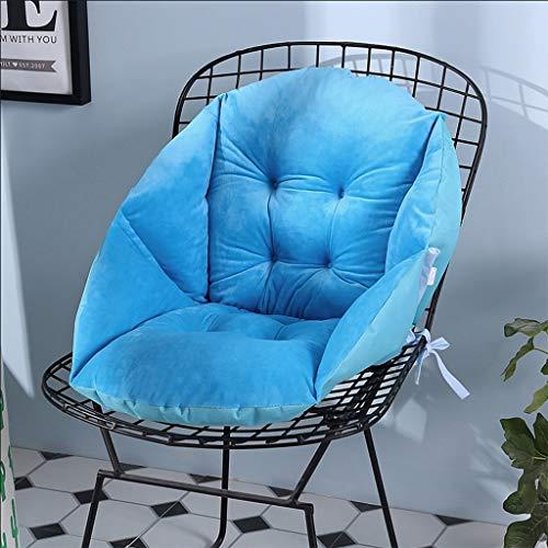 QIANGU Espesar Cojines sillas Diseño Vendaje Impermeable 100% Suave Tejido Felpa Algodón Perla Relleno Uno Cuerpo Mantener Caliente Cojín for Coche/Oficina/cómodo Asiento