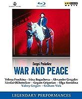 プロコフィエフ:歌劇「戦争と平和」[Blu-ray]