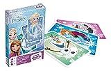 Cartamundi Disney Frozen - Juego de Cartas y Cartas de Criada, 1...