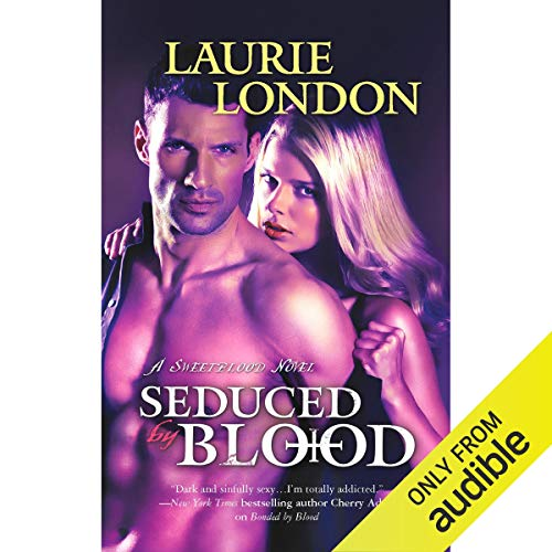 Seduced by Blood audiobook cover art