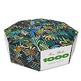 Clemens Habicht 1000-Piece Art Round Jigsaw Puzzle - Artist Edition by Marc Martin