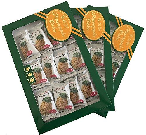 3箱セット 台湾 新東陽 鳳梨酥 パイナップルケーキ 12個入りx3箱
