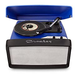 Crosley CR6010A Collegiate USB Record Player